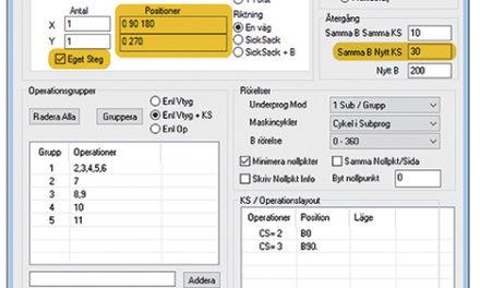 Gibbscam TMS modul v11.3