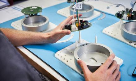 Vi är med 3TEMP hela vägen, från prototyp till monterat och klart.