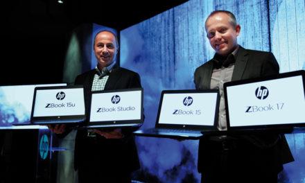 HP sätter ny standard för bärbara arbetsstationer