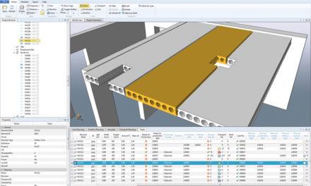 Effektiv design av betongelement i Dubais växande byggmarknad