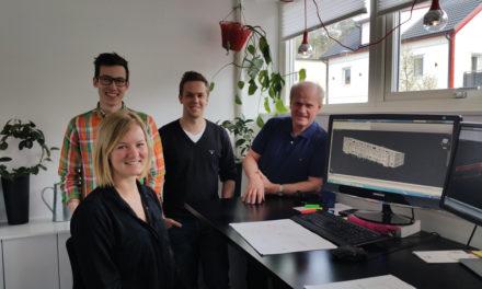 Bättre kontroll och snabbare konstruktion med hjälp av 3D för Kettil Byggkonsult
