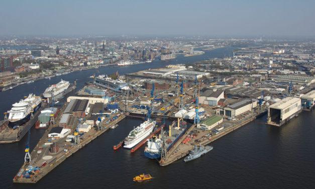 Blohm+Voss väljer Siemens integrerade PLM-lösning  för att optimera fartygsbyggande