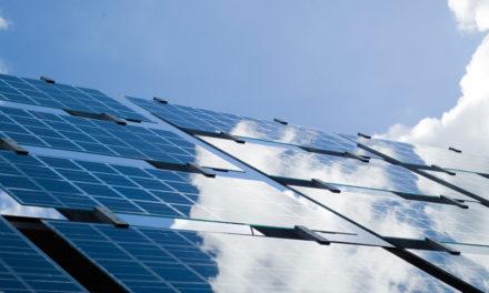 Solceller ger miljö- och forskningsvänlig el på Chalmers tekniska högskola