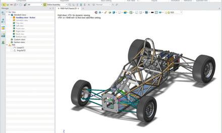 ZW3D – version 2017 siktar på de stora