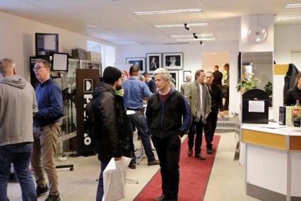 Molanders öppnar ny servicebutik i Kristineberg!