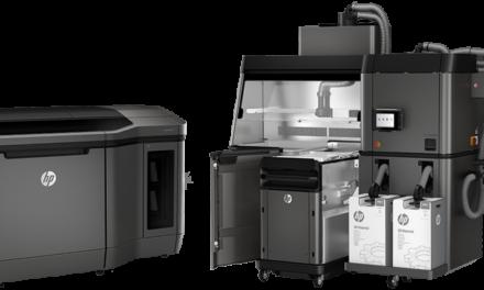 3D Center representerar HP på den nordiska marknaden för den revolutionerande 3D-skrivartekniken HP Jet Fusion.