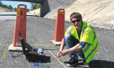 Ljudvågor räddar svenska vägar