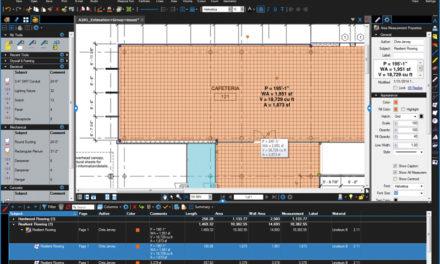 Bluebeams materialberäkningsverktyg sätts påprov