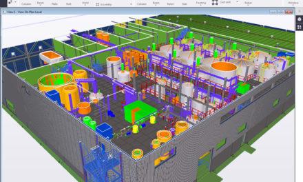 Smidigare arbetsflöde med CADMATIC och Tekla Structures
