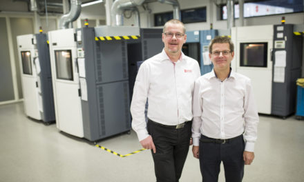 PLM Group säljer nya HP Jet Fusion 4200 till Digital Mechanics.