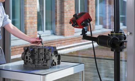 Utnyttjande av 3D-scanning inom gjuteribranschen.