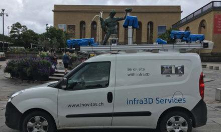 Inovitas har tagit hem en order från Göteborgs stad.
