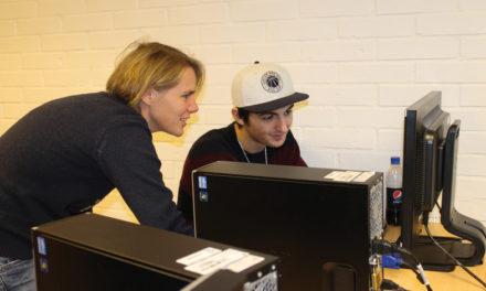 CAD-kunskap, teori och kontakt med arbetslivet förbereder elever för yrkeslivet