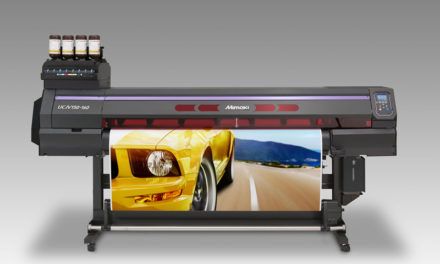 Mimaki introducerar innovativa print & cut-system