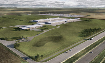 Apple bygger nytt datacenter i Iowa i USA