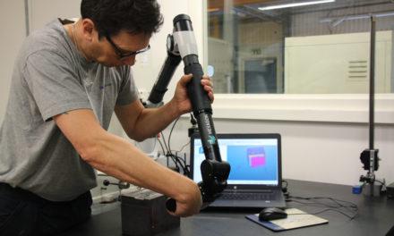 Modellteknik utökar sitt utbud av tjänster med Romer Absolut Arm från Hexagon