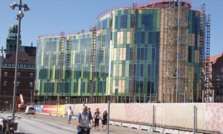 Glasvasen är Malmös nya gröna stadsprofil