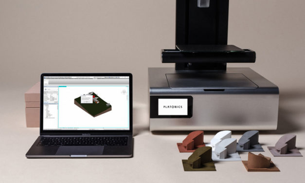 Introducing the Ark, the world's first 3D printer for architects