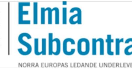 Elmia Subcontractor – den 14 – 17 november är det dags för 2017 års upplaga.