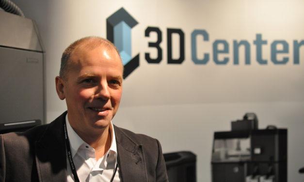 3D Center expanderar och öppnar nytt kompetenscenter för additiv tillverkning.