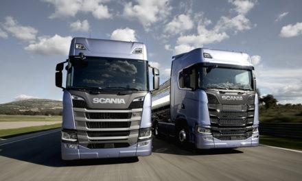Vi är med på vägen när Scania utvecklar framtidens lastbilar.
