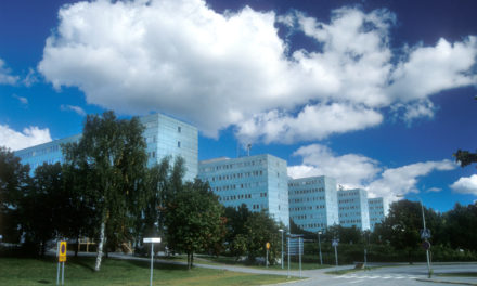 Stockholms universitet väljer Symetris IWMS-system.