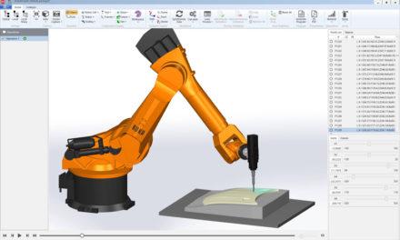 Robotmaster en succé hos Daimler