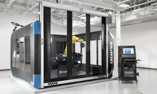 MLT tillsammans med Creaform presenterar ny produkt för automatiserad kvalitetskontroll