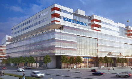 The hospital of the future develops new working methods New Karolinska Solna