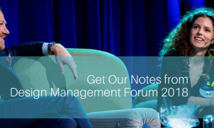 Report from the Symetri Design Management Forum in Stockholm