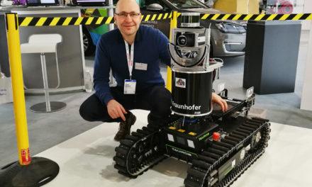 Smokebot – roboten i räddningspersonalens tjänst