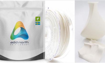 add:north släpper unikt filament för arkitekter