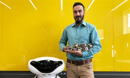 Robotforskare inspireras av myrors navigationsförmåga