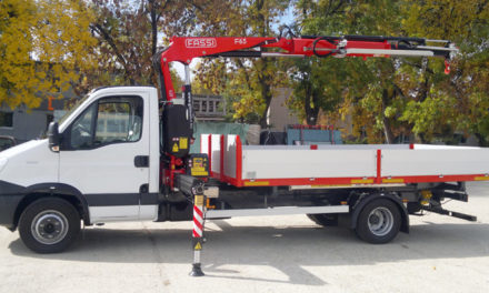 Truck superstructures to order