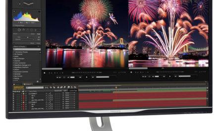 Philips lanserar ny proffsskärm med slående färger och USB-C