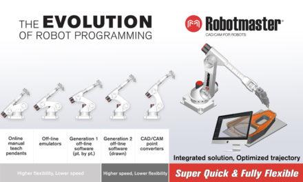 Nya Robotmaster V7 – Robotprogrammering för alla.
