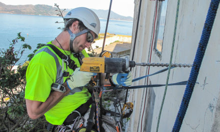 Rebuilding Alcatraz: WJE uses forensic engineering to repair the infamous federal prison