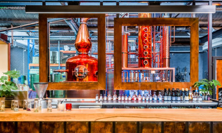 Gin Distillery runs on stateof-the-art Siemens technology