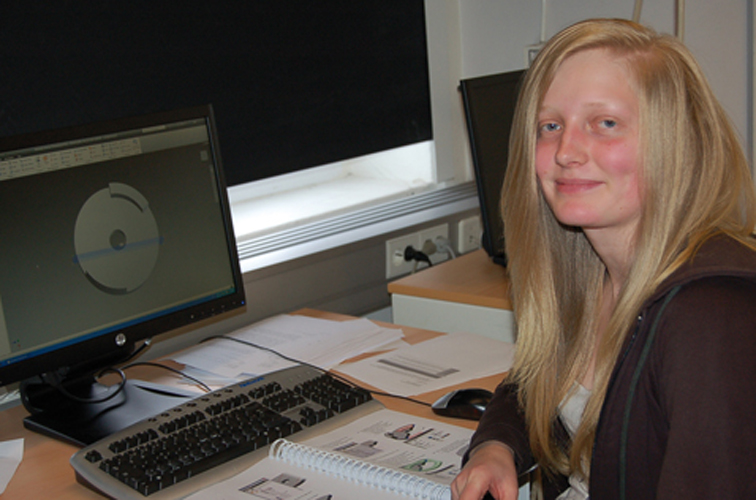 Studenternas framtidsmöjligheter viktigt vid val av CAD-program på Falkenbergs gymnasium