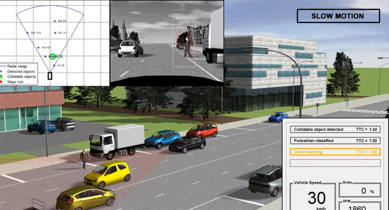 Siemens PLM Software solutions propel automated vehicle development