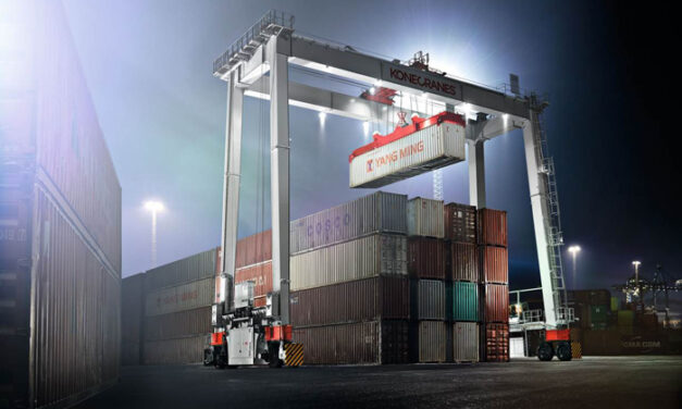 Konecranes adopts Internet of Things technology to bridge virtual and real worlds using Siemens' digital innovation platform