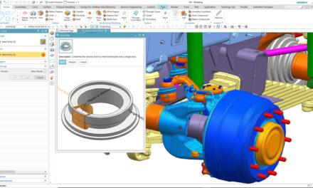 Siemens uppdaterar sin NX-programvara med artificiell intelligens