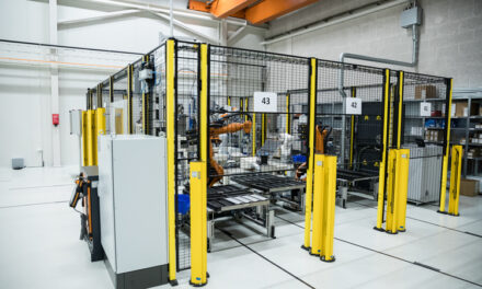 Siemens opens advanced robotized and digitized battery module factory in Norway