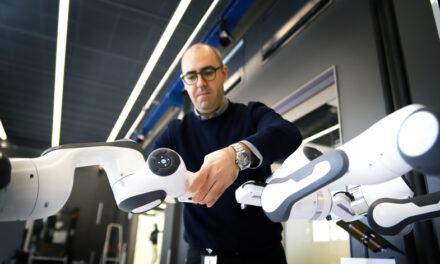 Nytt AI-projekt inspireras – av bläckfiskens armar