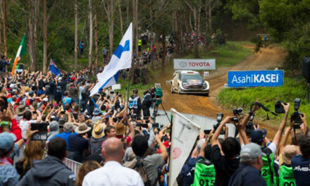 FIA and Siemens partner to improve Rally spectator safety