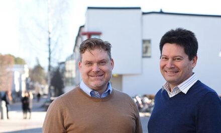 Full pott för forskare i maskinteknik vid Örebro universitet