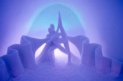 Icehotel i Jukkasjärvi fyller 30 år!