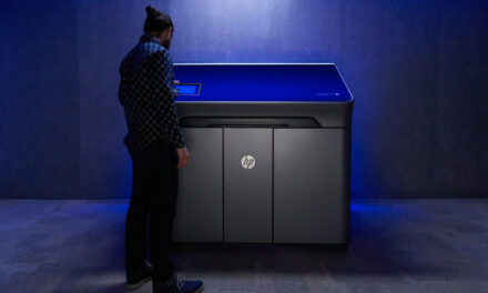 3D Center utökar sin portfölj med ny 500-serie 3D-skrivare från HP