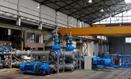 Flexible pump testing