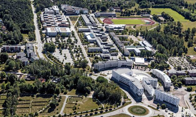 Örebro får Sveriges första virtuella campus